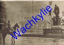 Le miroir n°263 du 08/12/1918 Strasbourg Foch Kleber pont de Kehl Bruxelles Colm