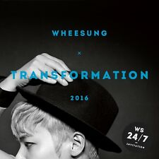 WHEESUNG - Transfomation (Mini Album)