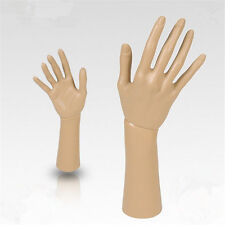 Mannequin Hand Gloves Jewelry Bracelet Necklaces Display Holders Stand Showcase