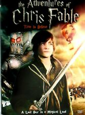 The Adventures of Chris Fable NEW DVD,Childrens/family Christian Tale, FREE SHIP