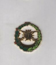 US Army 13th Cavalry Regiment crest DUI c/b clutchback badge P-23