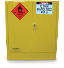 160L Flammable Goods Safety Cabinet, NEW - for safe storage of flammable goods -