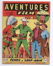 AVENTURES FILM n°60- Artima 1957.