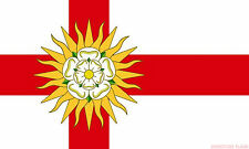 "WEST RIDING OF YORKSHIRE mini flag 9"" x 6"" 22cm x 15cm flags"