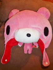 HAT Chax-GP Chack Gloomy Bear Kids Pink Stuffed Plush chin strap CGP-077 Taito