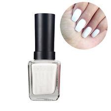 12ml Matt Dull Polish White Color Enamel Nail Art Polish Manicure Varnish