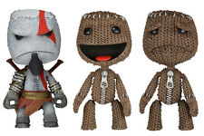 """LITTLE BIG PLANET - 5"""" Series 1 Action Figure Set (3) by NECA #NEW"""