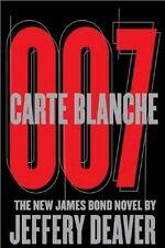 James Bond - Carte Blanche - HC w/DJ 2011