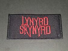 PUNK ROCK METAL MUSIC SEW/IRON ON PATCH:- LYNYRD (a)