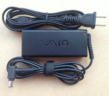 Genuine Original 65W Sony Vaio 19.5V 3.3A Vgp-ac19v43 Laptop AC Adapter Charger