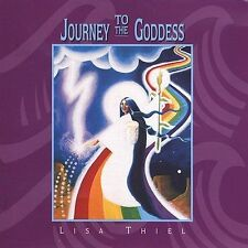 Journey to the Goddess CD by Lisa Thiel Pagan Music