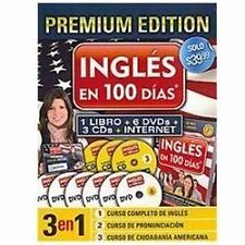Ingles en 100 Dias by Aguilar Staff (2011, Paperback / Mixed Media)