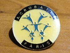Pins Moto ACROBATIE PARIS
