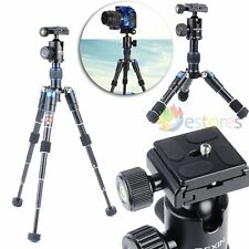 BEXIN M225S Mini Tripod Stand & V30 Ball Head For DSLR Camera Camcorder Load-5KG