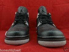 SAMPLE Air Jordan 4 Black Oreo 2015 408452-003 bred eminem doernbecher oregon