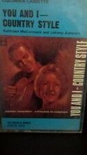 You and I Country Style Kathleen McCormack and Johnny Ashcroft CASSETTE TAPE