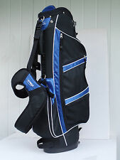 NEW TITECH CARRY / STAND GOLF BAG  LIGHTWEIGHT (STORE DEMO)