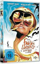 DVD FEAR AND LOATHING IN LAS VEGAS # Johnny Depp, Benicio Del Toro ++NEU