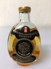 Mignon Miniature Vecchia Romagna Brandy Etichetta Nera Buton 30cc 40% Vol 3