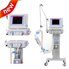 12.1 Inch Color ICU Treatment Ventilator Machine for Emergency Medical Tools