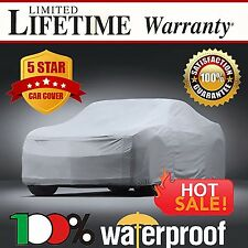FORM FIT CAR COVER- 100% Waterproof 100% Breathable 100% UV & Heat Protection A1