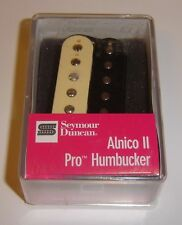 Seymor Duncan Alnico 2 Pro Zebra Bridge Pickup fit Gibson Les Paul SG 335 SLASH