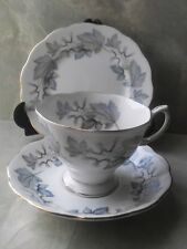Royal Albert Silver Maple Tea Trio