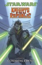 Star Wars Knights of the Old Republic Vol 1: Commencement 2006, TPB