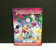 Dragon's Lair DVD PS2 PS3 XBOX 360 Wii PC Compatible Playable Game Brand New
