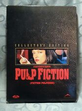 Pulp Fiction Collector's Edition - DVD 1994