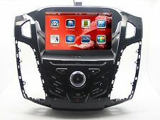 """8"""" In Dash Car DVD Player Touch Screen GPS Navigation radio For FORD Focus + map"""