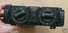 1998 MERCEDES E300 W210 DIESEL HEATER CONTROL SWITCHES 2108302885
