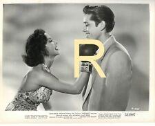 "RITA MORENO, LALO RIOS (R) ORIGINAL PHOTO PORTRAIT,1952""THE RING"" UNITED ARTIST"