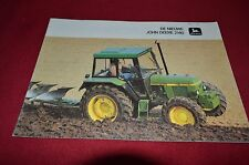 John Deere 2140 Tractor Trekker Dealer Brochure ALIL3 In German
