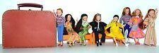 Rare Dawn Doll Clone Large Lot - Rare HTF Dollikins Dolls with Clothing! Lot B2