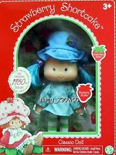 *Strawberry Shortcake* 1980's CLASSIC BLUEBERRY MUFFIN DOLL- Hard To Find!!