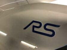 Ford Focus Mk3 Rs Spoiler Vinyl Graphic Badge Insert Logo