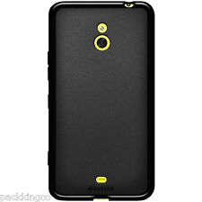 Amzer Pudding TPU Case for Nokia Lumia 1320 (Black)