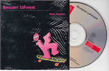 CD CARTONNE CARDSLEEVE 2T BUCKSHOT LEFONQUE MUSIC EVOLUTION DE 1997