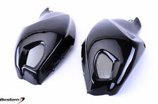 Ducati Monster 696 796 1100 Carbon Fiber Side Tank Covers Fairing