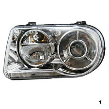 05-10 Chrysler 300 Left Driver Headlamp Assy w/o projection (excludes HID lamps)