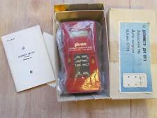 Beta & Gamma Dosimeter DRG-01T Geiger Counter  4pc SBM-20 tubes & 2pc. si34g Box