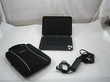 Compaq Mini CQ10-688NR Netbook Laptop Atom 1.66GHz 250GB HD 1GB RAM Windows 7