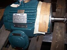 NEW RELIANCE 10 / 2.5 HP TWO SPEED AC ELECTRIC MOTOR 1750/865 RPM 460 VAC TENV