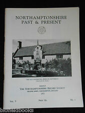 Northamptonshire Record Society - Middle Ages+ Northampton Local History - 1973