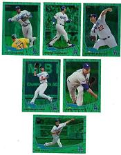 2013 Topps Series 1 Emerald Ted Lilly Los Angeles Dodgers # 263