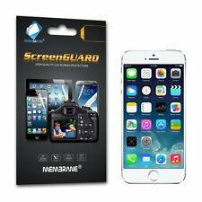 "6 Membrane GENUINE Screen Protectors Protect for Apple iPhone 6 (4.7"")"