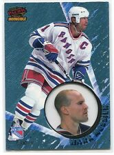 1997-98 Pacific Invincible Ice Blue 89 Mark Messier