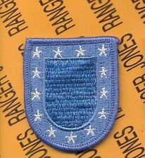 US ARMY BIP CONTINENTAL ARMY black beret non Airborne flash patch