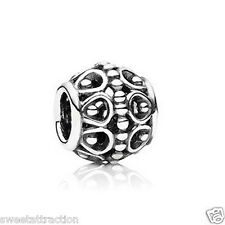 Pandora 790458 Sterling Silver Cloud's Silver Lining Charm PA2126 Box Included